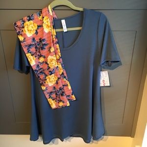 LuLaRoe NWT Outfit S Perfect and TC